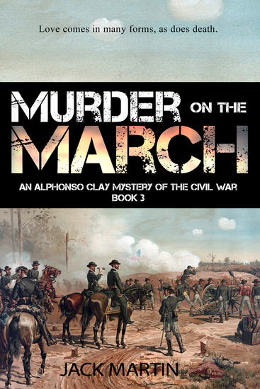 Murder on the March - cover