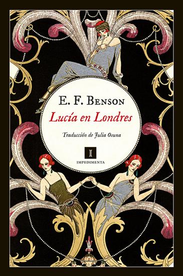 Lucía en Londres - cover