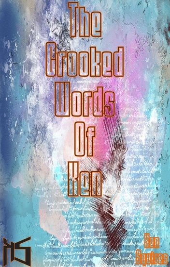 The Crooked Words Of Ken - cover