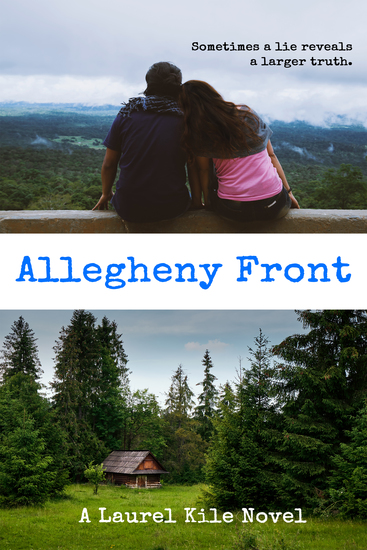 Allegheny Front - cover
