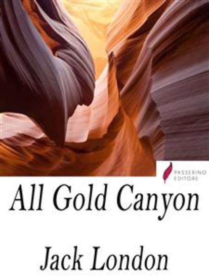 All Gold Canyon - cover