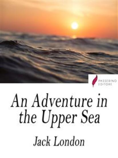 An Adventure in the Upper Sea - cover