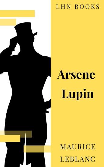 Arsene Lupin - cover