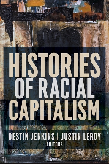 Histories of Racial Capitalism - cover