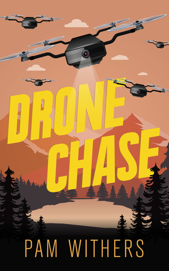 Drone Chase - cover