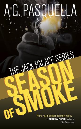 Season of Smoke - cover