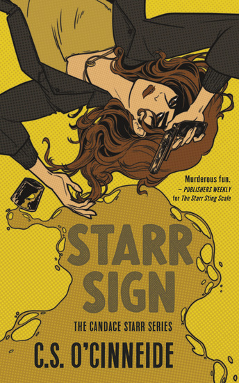 Starr Sign - The Candace Starr Series - cover