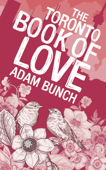 The Toronto Book of Love - cover