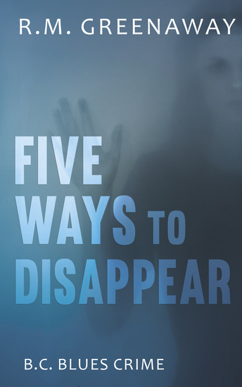Five Ways to Disappear - cover