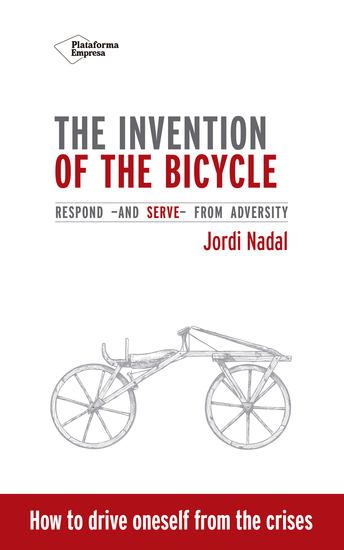 The invention of the bicycle - cover