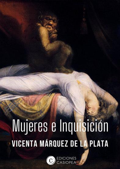 Mujeres e Inquisición - cover