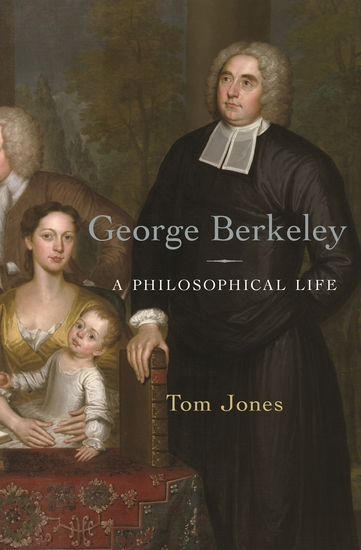 George Berkeley - A Philosophical Life - cover