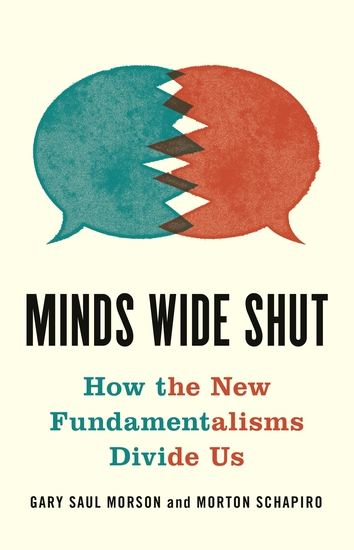 Minds Wide Shut - How the New Fundamentalisms Divide Us - cover