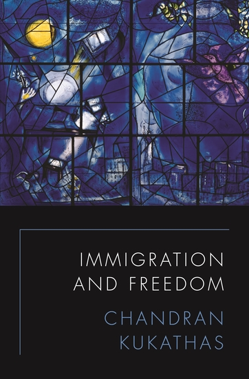Immigration and Freedom - cover