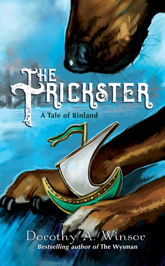 The Trickster - A Tale of Rinland - cover