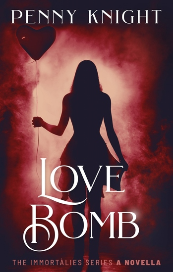 Love Bomb - Romantic Suspense - cover