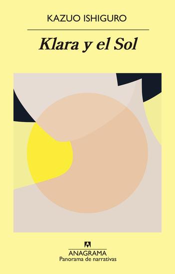 Klara y el Sol - cover