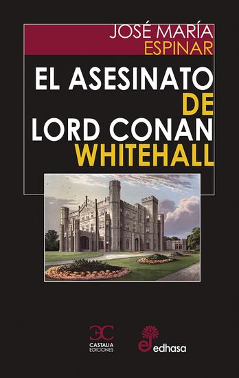 El asesinato de Lord Conan Whitehall - cover