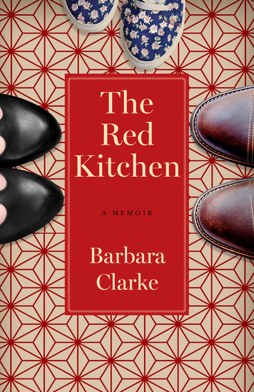The Red Kitchen - A Memoir - cover