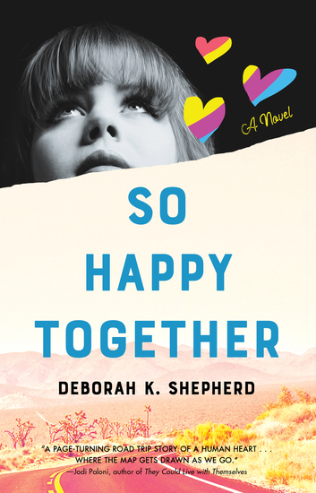 So Happy Together - A Novel - cover