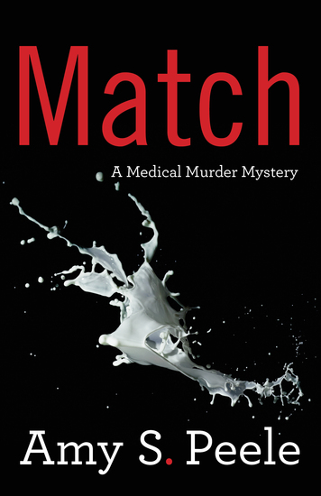 Match - A Medical Murder Mystery - cover