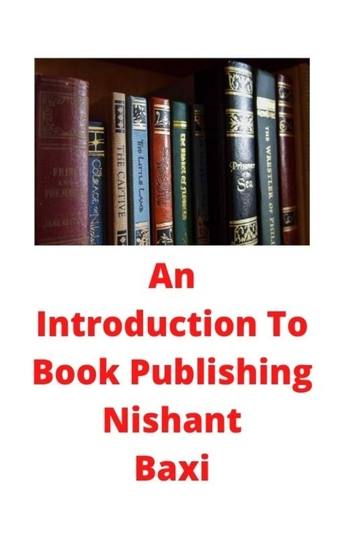 An Introduction To Book Publishing - cover