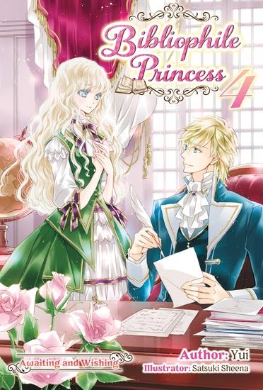 Bibliophile Princess: Volume 4 - cover