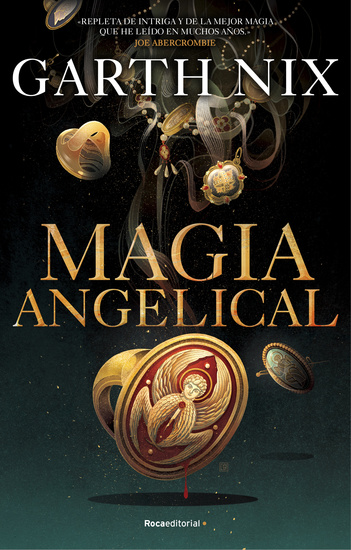 Magia angelical - cover