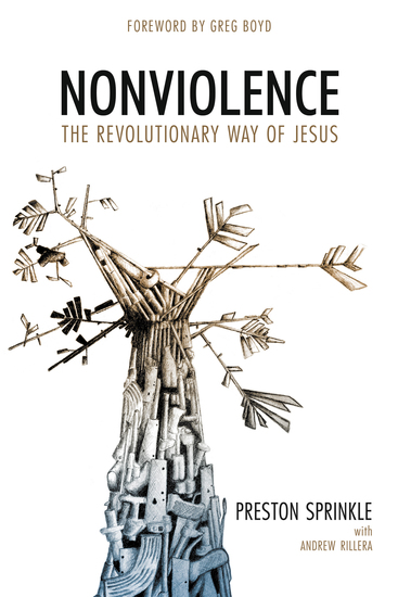 Nonviolence - The Revolutionary Way of Jesus - cover