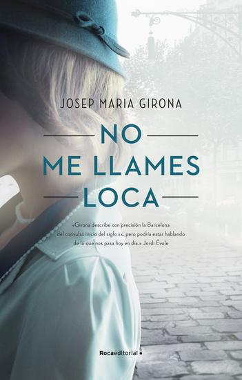 No me llames loca - cover