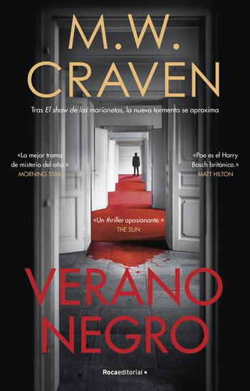 Verano negro (Serie Washington Poe 2) - cover