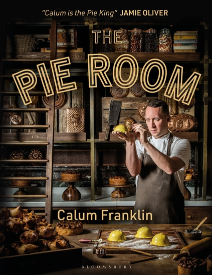 The Pie Room - 80 achievable and show-stopping pies and sides for pie lovers everywhere - cover