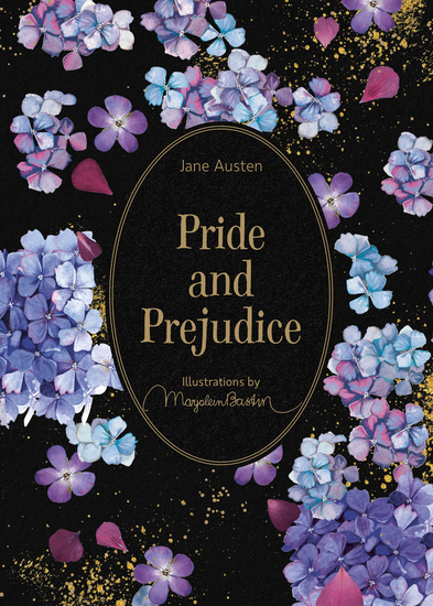 Pride and Prejudice - Illustrations by Marjolein Bastin - cover