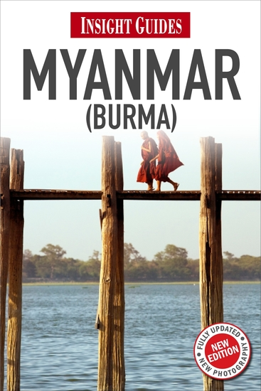 Insight Guides: Myanmar (Burma) - cover