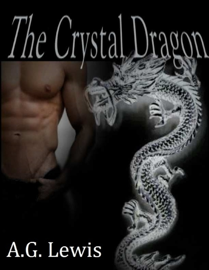 The Crystal Dragon - cover