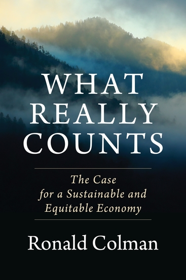 What Really Counts - The Case for a Sustainable and Equitable Economy - cover