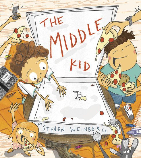 The Middle Kid - cover