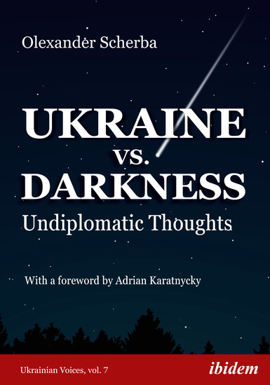 Ukraine vs Darkness - Undiplomatic Thoughts - cover