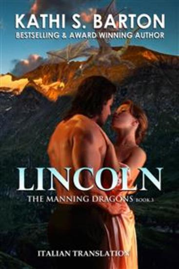 Lincoln - The Manning Dragons Libro 3 - cover