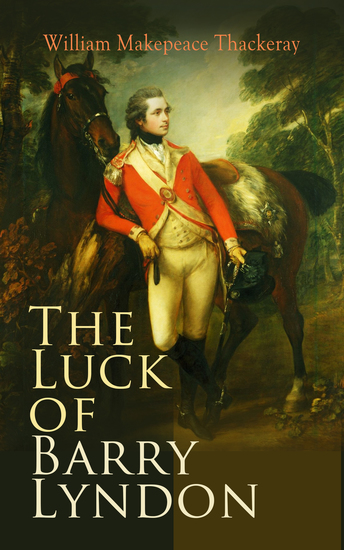 The Luck of Barry Lyndon - The Luck of Barry Lyndon - cover