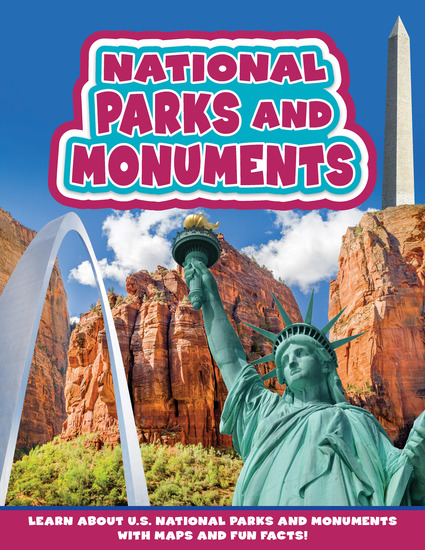 National Parks and Monuments - cover