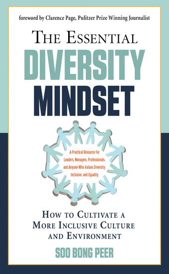 The Essential Diversity Mindset - How to Cultivate a More Inclusive Culture and Environment - cover