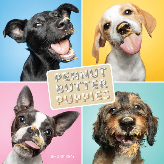 Peanut Butter Puppies - cover