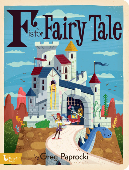 F Is for Fairy Tale - cover