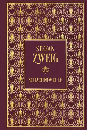 Schachnovelle - Leinen mit Goldprägung - cover