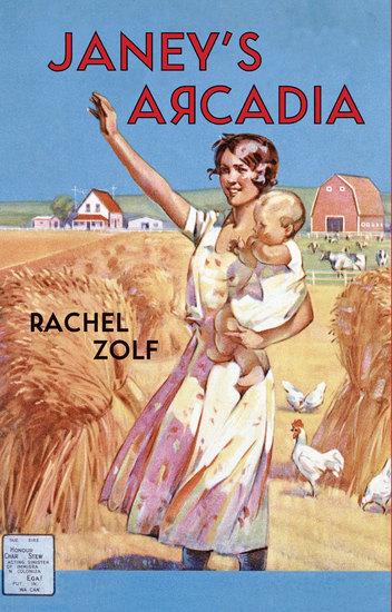 Janey's Arcadia - cover