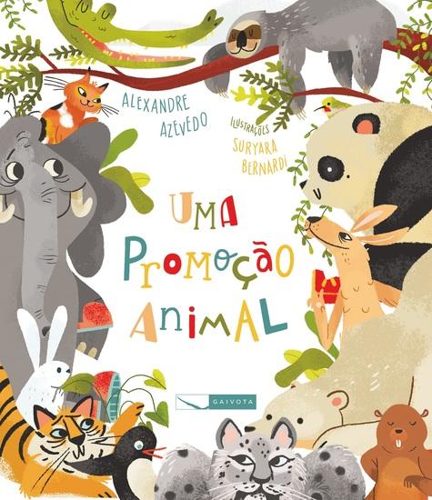 Uma promoção animal - cover