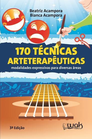 170 técnicas arteterapêuticas - cover