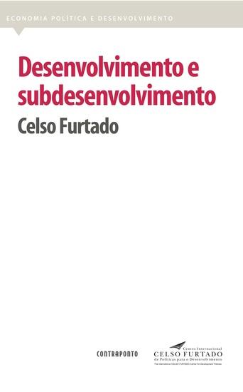 Desenvolvimento e subdesenvolvimento - cover
