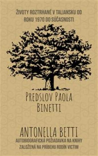 Životy roztrhané v Taliansku od roku 1970 do súčasnosti - cover